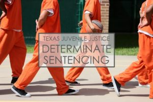 juvenile determinate sentencing texas