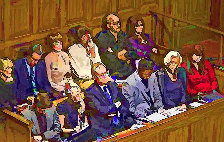 Fort Worth Jury Trial
