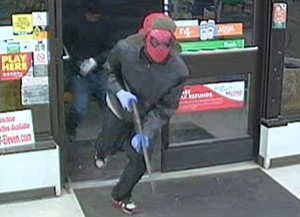 Aggravated Robbery of Convenience Store