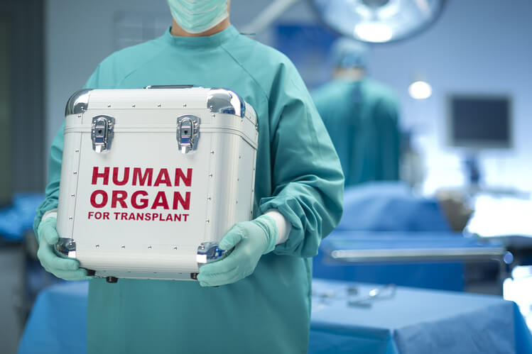 Purchase of Human Organs Texas Law