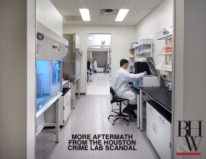 Houston Crime Lab Scandal