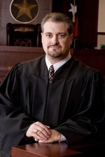 Judge Jonathan Bailey 431st District Court Denton County