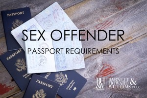 Can a sex offender get a passport photos 24