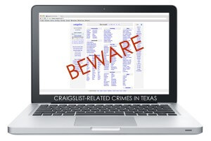 Craigslist Crimes in Texas