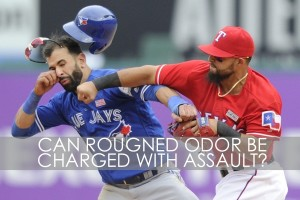 Odor Fight Bautista Assault Self Defense