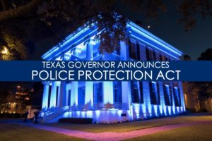 Texas Police Protection Act