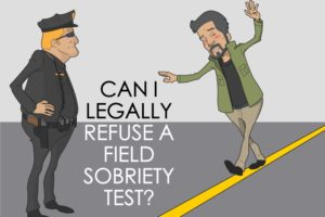 Field Sobriety Test Fort Worth