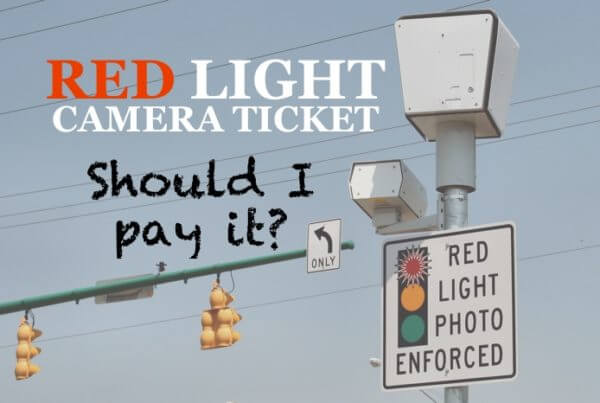 Pay Red Light Camera Ticket Texas