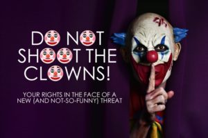 Evil Clown Scare Texas