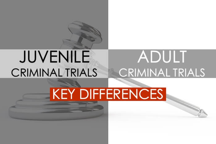 Juvenile Trial Adult Trial Texas