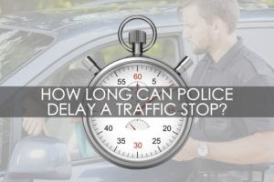 traffic stop duration king