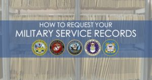 Request Military Service Records DD214 SF180