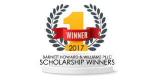 Scholarship Winners BHW 2017