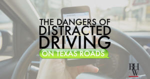 Distracted Driving Injury Lawyers