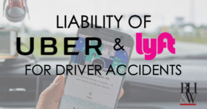 Uber Lyft Accident Liability Texas