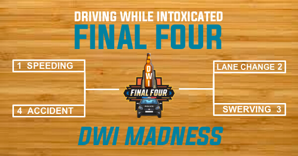 Final Four DWI Texas