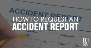 Accident Report Police Report