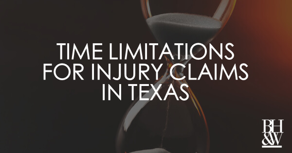 Personal Injury Statute of Limitations