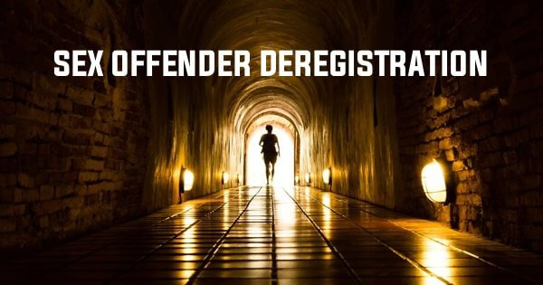 Sex Offender Deregistration Texas