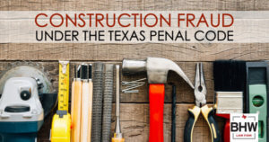 Contractor Fraud Texas Tarrant