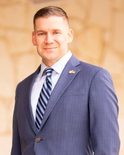 Brandon Barnett Fort Worth Criminal Defense Attorney